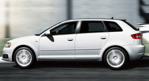 "New Audi A3 tdi wagon ""White"""