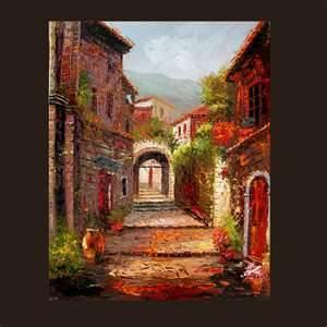 Image credit: http://mileskiart.com/tuscan-morning-3.html