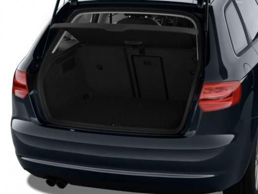 A3's exterior cargo trunk