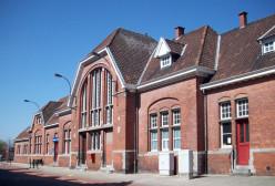 Comines / Komen railroad station