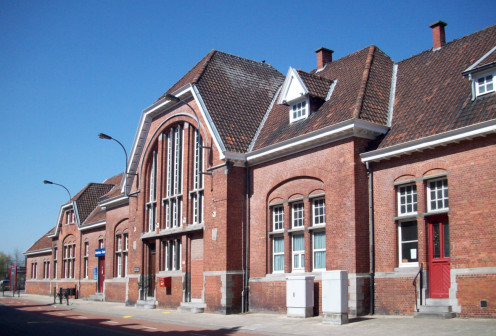 Comines / Komen railroad station