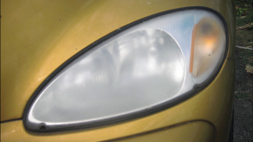 Hazy headlights ruin your car's exterior and limit light output. This can be a serious safety hazard at night.