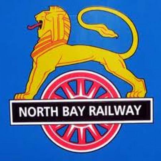 'Cycling Lion' emblem for NBR