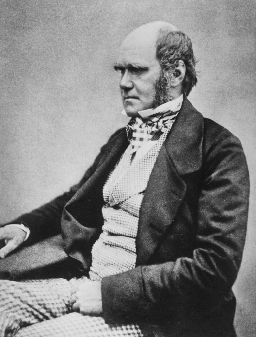 Charles Darwin : The Father of Evolution : 12 February 1809 – 19 April 1882