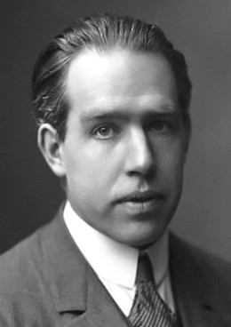 Niels Bohr : 7 October 1885 – 18 November 1962