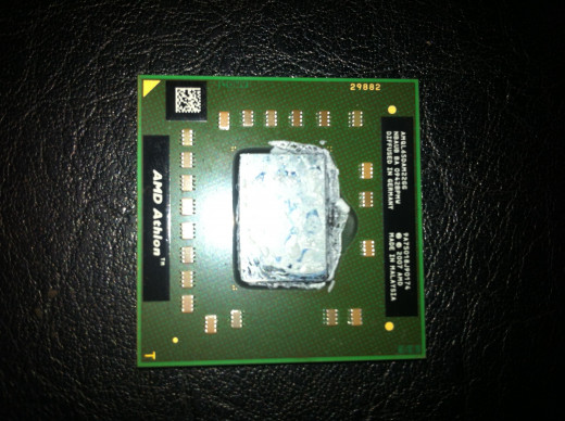 A modern microprocessor