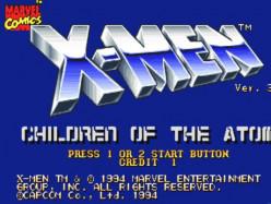 """Marvelous"" games made by Capcom before Marvel vs Capcom: X-men Children of the Atom"
