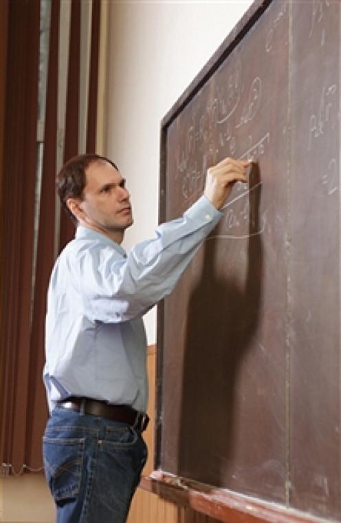 Calculus instructor.