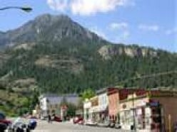 Downtown Ouray, Colorado