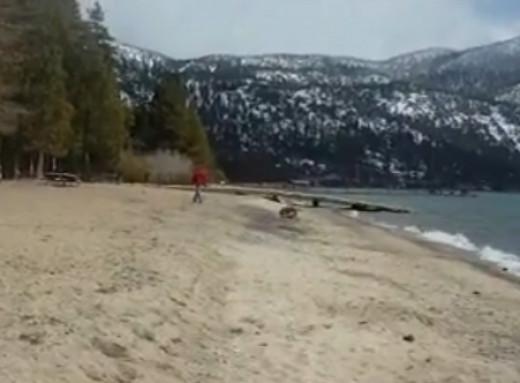 Ski Beach