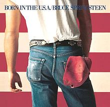 Born in the USA, Courtesy of Columbia Records