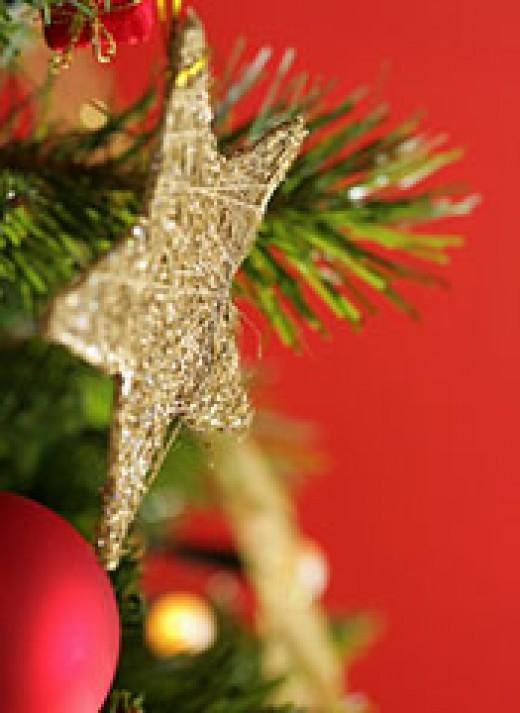 Christmas star game for kids