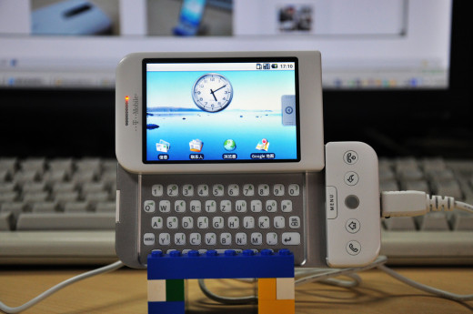 The Android G1