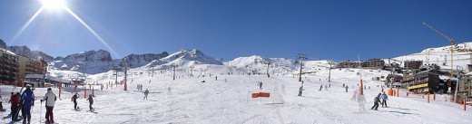 Skiing and tourism are important to Andorra's economy