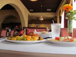 Taj Mahal Indian & Mediterranean Food Little Rock, AR, Review