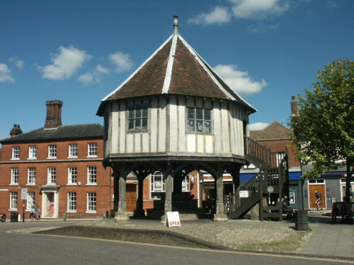 Market Cross, Wymondham.