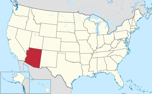 Arizona - 48th State in the Union [2]