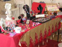 Getting Your Jewellery Stall Ready For A Craft Fayre