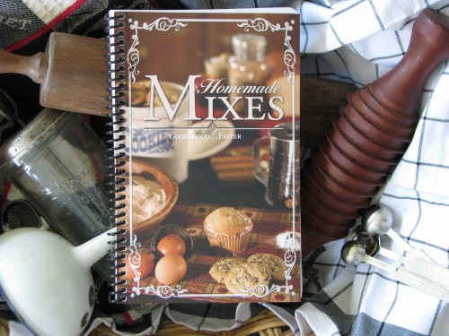 Home made pantry mixes