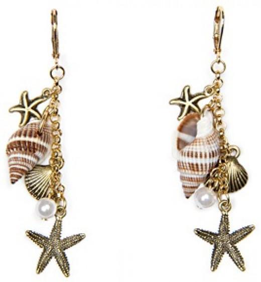 Nautical Style Earrings