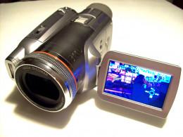 Panasonic PV-GS500 Camcorder