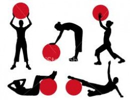 Exercises You Can do With an Exercise Ball