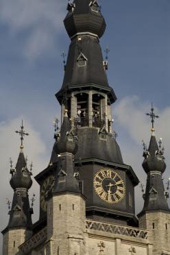St Martin's church, Kortrijk
