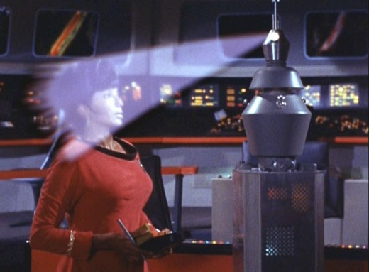 Star Trek:TOS: 'The Changeling'