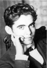 Federico Garcia Lorca, legend and magus of the flame.