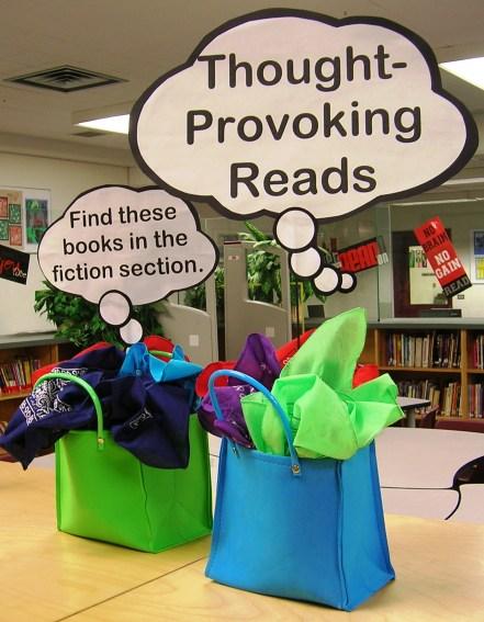 Encourage summer reading.
