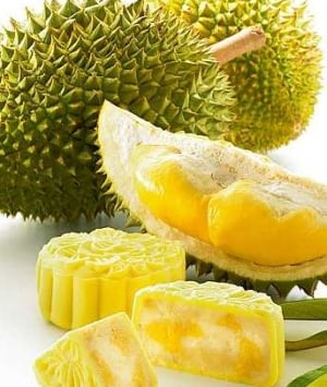 Durian and Durian Mooncakes