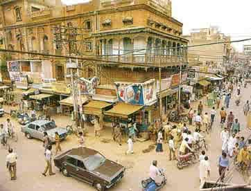 Scenes from Lahore