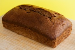 Pumpkin Spiced Bread