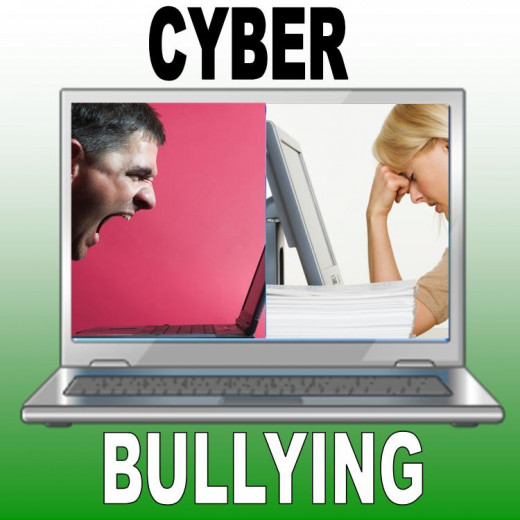 Cyber Bullies can use tricky tactics without ever coming in contact with a victim.