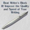 Beat Writer's Block | How to Improve Writing Skills and Speed