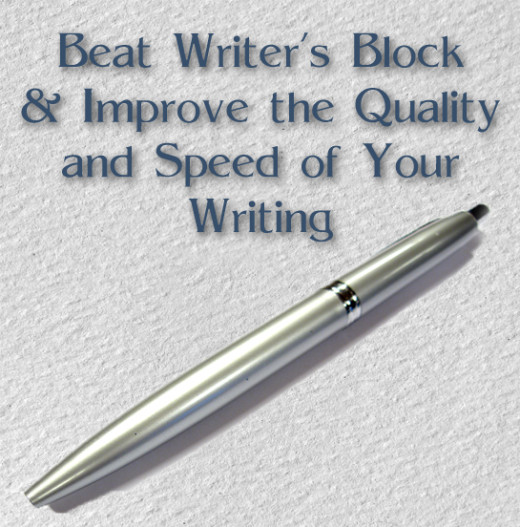 Ways to Increase Your Writing Speed