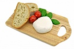 Mozzarella cheese is often low fat.