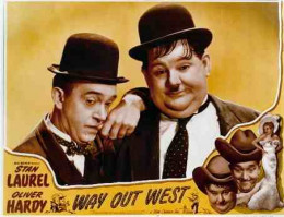The wonderful Laurel and Hardy nthebalcony.com