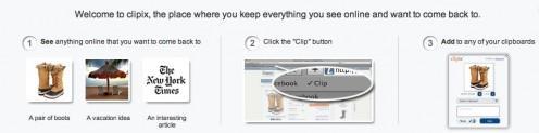 Clipix Process