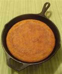 Old Fashioned Texas Country Cornbread Is Simple Treat