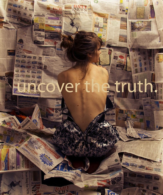uncover the truth from aleexwalsh Source:flickr.com