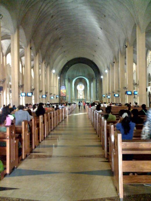 Baclaran Church, Philippines