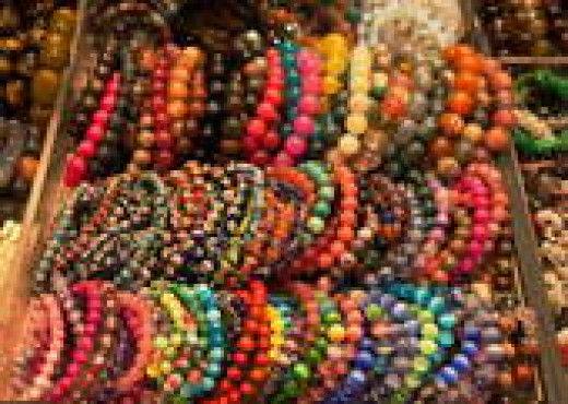Colored Bracelets