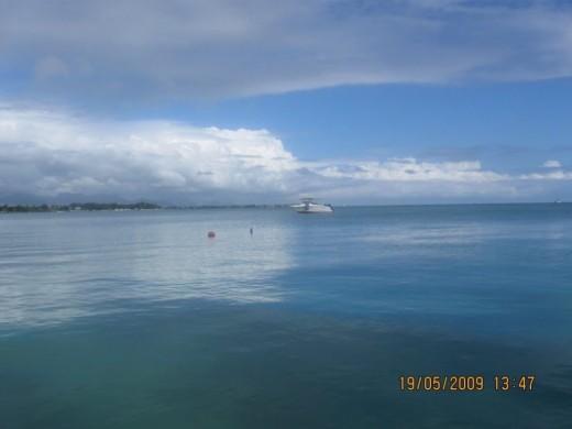Mont Choisy Beach, Mauritius