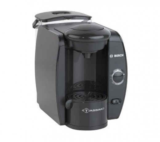 Tassimo drink brewing machine