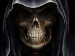 Death Poetry: He's Coming for You