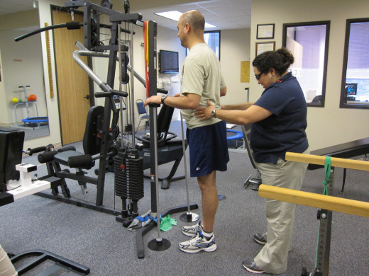Physical Therapy at a Skilled Nursing Facility