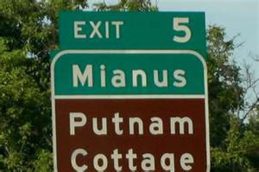 Mianus, Connecticut
