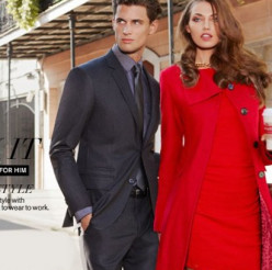 My Favorite Online and In-Store Fashion Clothing Retailer:  Express!