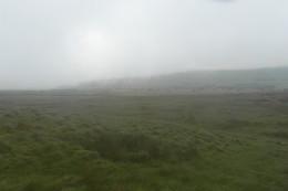 Cloud obscures Ingleborough (P21)